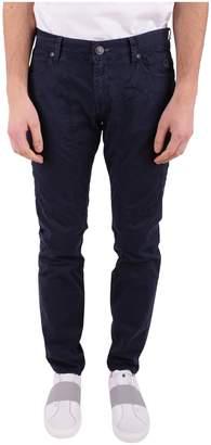 Jeckerson Heritage Cotton Blend Trousers