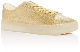 POP SHOES Girls' St. Laurent Glitter Light-Up Slip-On Sneakers - Toddler, Little Kid, Big Kid