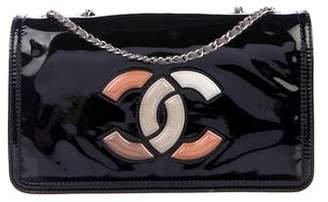 Chanel Patent Lipstick Flap Bag