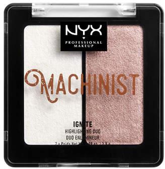 NYX Machinist Highlighter Duo Kit Ignite 9g