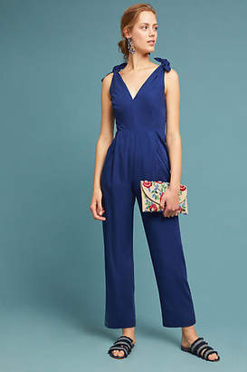 Anthropologie Tracy Reese x Maud Tied Jumpsuit