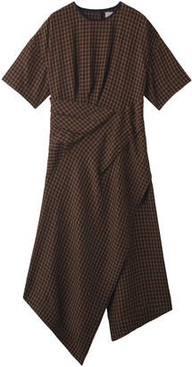 AKIRA NAKA (アキラ ナカ) - アキラナカ チェックデザインドレス