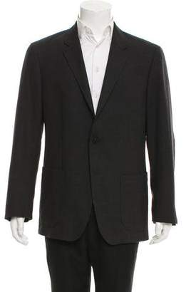 Theory Deconstructed Wool Sport Coat