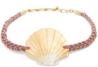 REBECCA DE RAVENEL Ariel shell belt