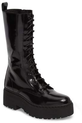 Jeffrey Campbell Finnick Lace-Up Boot