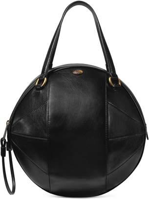 Gucci Basketball shaped tote bag