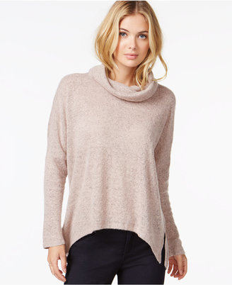 Bar III Cowl-Neck Knit Top, Only at Macy's $59.50 thestylecure.com
