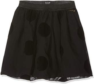 GUESS Girl's J73D23W8PL0 Skirt,(Manufacturer Size: 8)