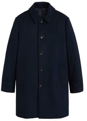 Mango Man MANGO MAN Cashmere wool coat