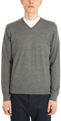 Lanvin Grey Cashmere Knit