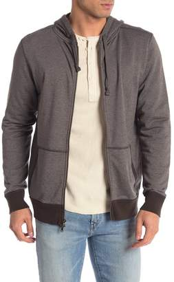 Faherty BRAND French Terry Zip Up Hoodie