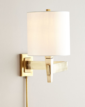 Horchow Visual Comfort Architects Swing-Arm Sconce