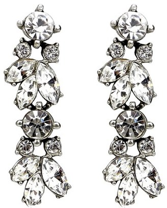 Women's Ben-Amun 'Crystal Vine' Drop Earrings $195 thestylecure.com
