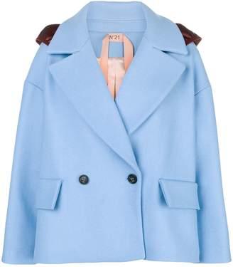 No.21 cropped jacket