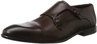 HUGO Men's Dressapp_Monk_buctst 10199033 01 Formal Shoes