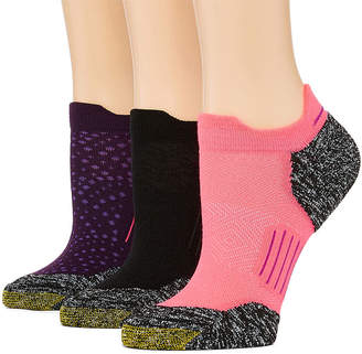 Gold Toe Air Sport 3 Pair No Show Socks - Womens