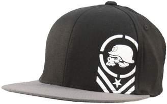 Metal Mulisha Men's Descend Fitted Hat-S/M