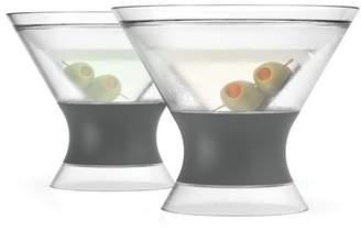 HOST Martini Freeze Plastic Cocktail Glass