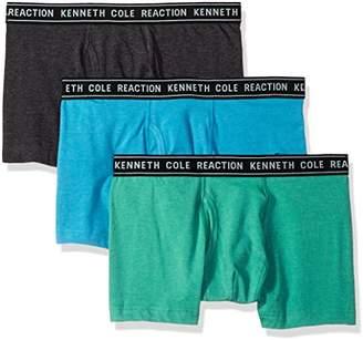 Kenneth Cole Reaction Men's 3 Pack Basic Trunk
