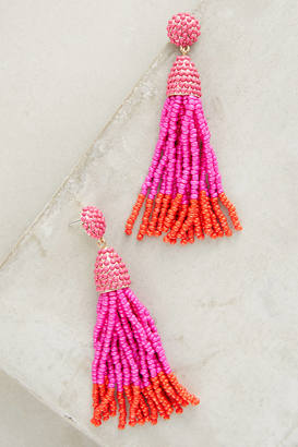 BaubleBar Tricolor Pinata Drop Earrings $48 thestylecure.com