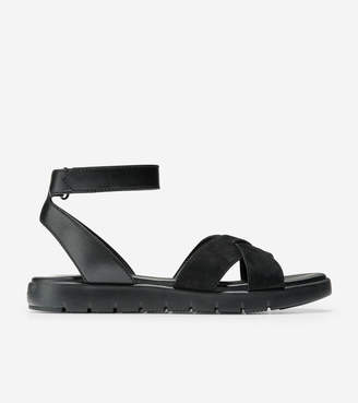 Cole Haan ZERGRAND Cross Strap Sandal