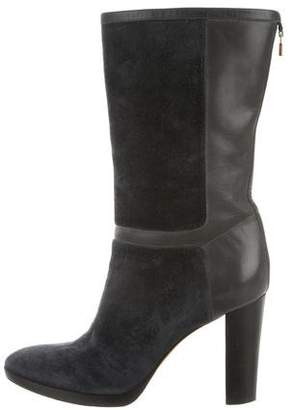 Loro Piana Suede & Leather Boots