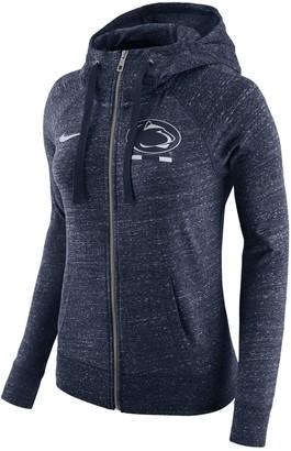Nike Women's Penn State Nittany Lions Gym Vintage Hoodie