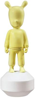 Lladro Small The Yellow Guest