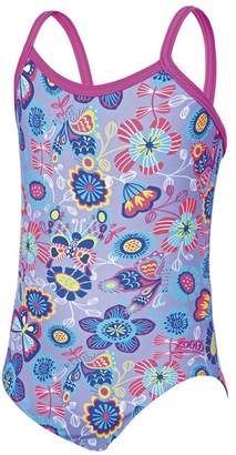 Zoggs Toddler Wild Yaroomba Back One Piece