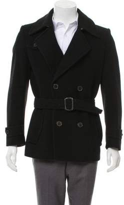 Viktor & Rolf Double-Breasted Wool Jacket