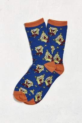 Urban Outfitters SpongeBob Sock