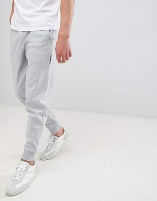 HUGO Doak small logo jogger in gray