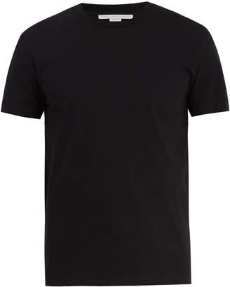 Stella McCartney Logo-print crew-neck cotton T-shirt