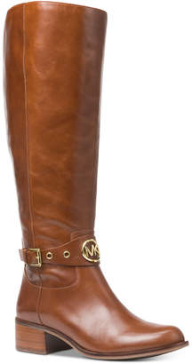Michael Kors Heather Wide Calf Riding Boots