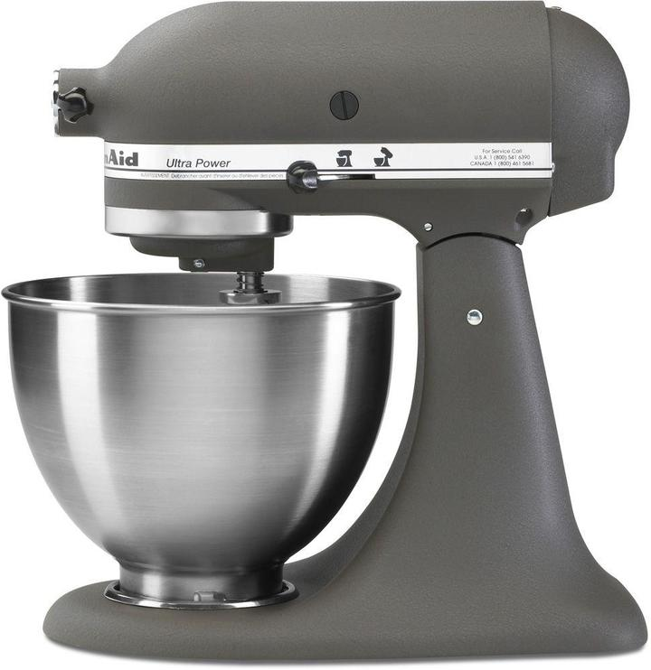 KitchenAid Ultra Power 4.5 Qt. Stand Mixer in Imperial Grey
