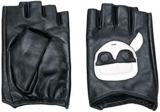 Karl Lagerfeld Ikonik gloves