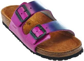 Naot Footwear Hand Painted Leather Sandals - Santa Barbara