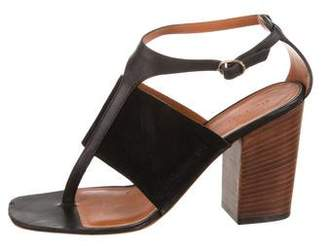 cfe8bc5ed1f9fb Celine Leather Sandals For Women - ShopStyle Canada