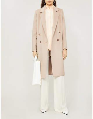 Max Mara Andrea double-breasted cashmere coat