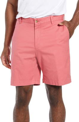 Peter Millar Soft Touch Stretch Twill Shorts