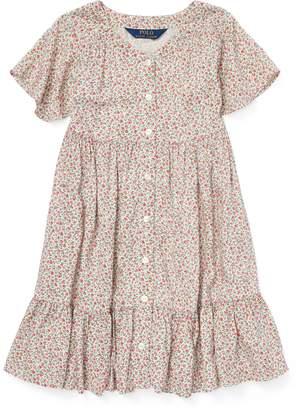 Ralph Lauren Floral Woven Dress