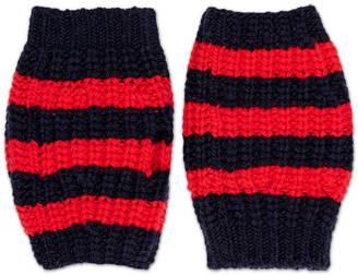 Children's wool fingerless gloves $125 thestylecure.com