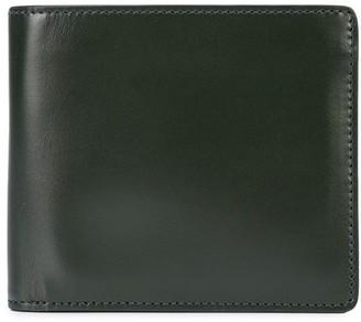 Maison Margiela logo stitch wallet