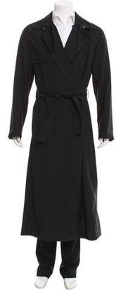 Christian Dior Longline Virgin Wool Jacket