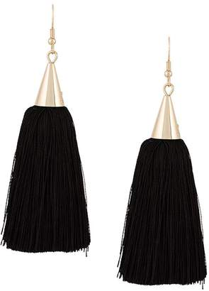 Eddie Borgo long tassel earrings