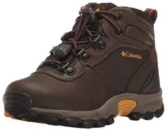 Columbia Unisex Childrens Newton Ridge Hiking Shoe