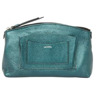 Lancel Leather Clutch Purse