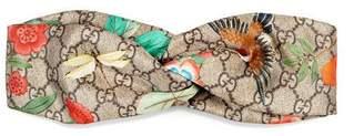 Gucci Tian silk headband