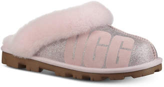 UGG Women's Coquette Sparkle Slippers