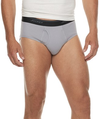 Jockey Men's 4-pack + 1 Bonus StayCool+ Briefs
